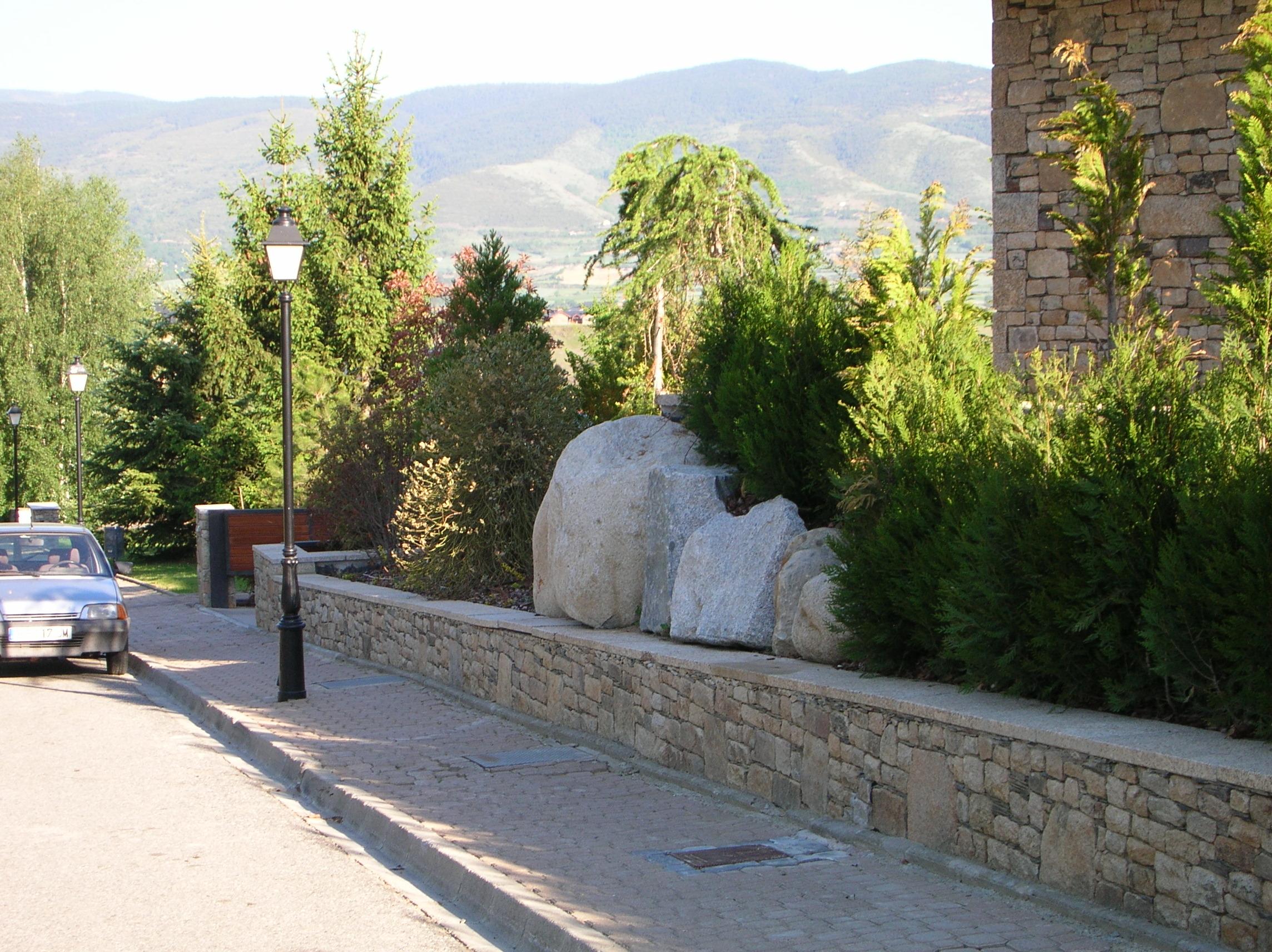 Proyectos jardines particulares se encuentra usted aqu inicio for Jardines particulares