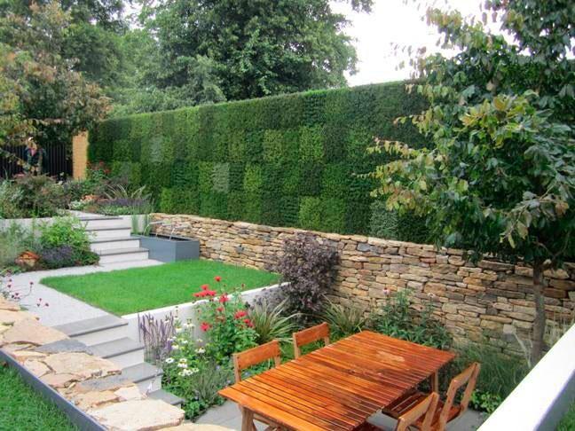Jardines verticales y tejados verdes landshaft empresa for Jardines verdes